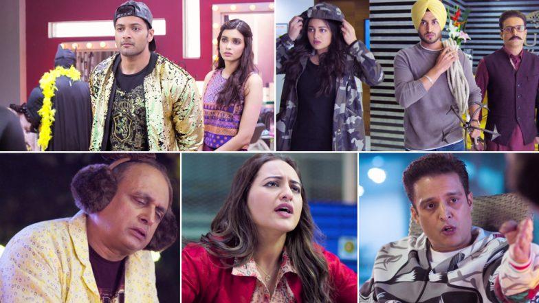 Happy Phirr Bhag Jayegi Trailer More Than Sonakshi Sinha And Diana
