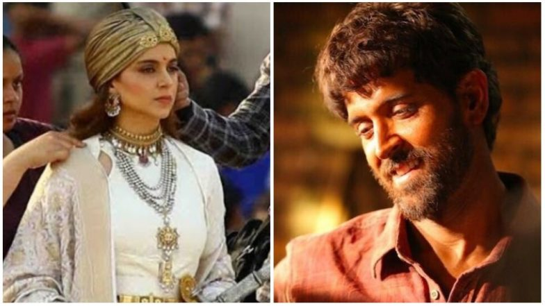 Kangana Ranaut Makes a Rather Bold Statement Against Hrithik Roshan, Says Men Like Him Keep Their Wives As Trophies and Young Girls As Their Mistresses