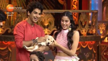 India's Best Dramebaaz Written Episode Update, July 15, 2018: Janhvi Kapoor And Ishaan Khatter Promote Dhadak And Are an Instant Hit With The Kids