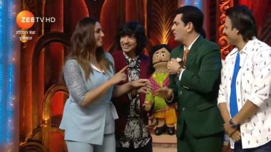 India's Best Dramebaaz Written Episode Update, July 22, 2018: Huma Qureshi is Terrorized by an Unwanted Visitor on Stage!