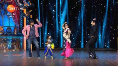 India's Best Dramebaaz Written Episode Update, September 8, 2018: Vivek Oberoi Has a Surprise Box For The Little Ones!
