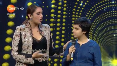 India's Best Dramebaaz Written Episode Update, July 29, 2018: Zoya And Aneesh Dedicate Their Performance to Tiffany Brar Who Runs a Charity For The Blind