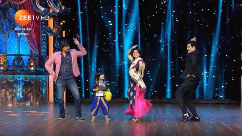 India's Best Dramebaaz Written Episode Update, September 8, 2018: Vivek Oberoi Has a Surprise Box For The Little Ones!