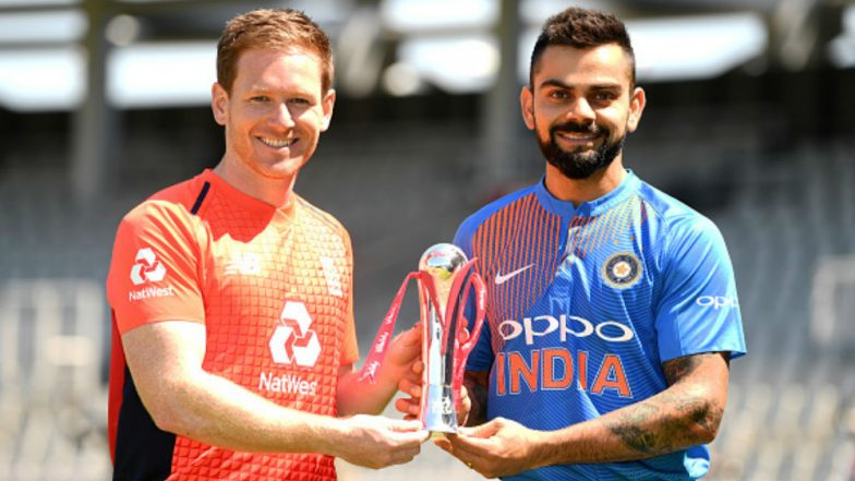 India vs England 2018: Five Facts You Need to Know Ahead of the IND vs ENG T20I Series
