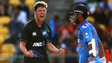 India Tour of New Zealand 2019 Schedule Announced: IND vs NZ to Comprise of 5 ODIs and 3 T20Is