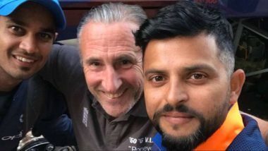 Team India's Bus Driver Jeff Goodwin Has Some Interesting Insights About Sachin Tendulkar, Virat Kohli, Suresh Raina and Many Others (Watch Video)