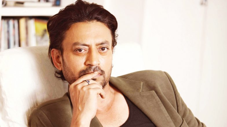 Irrfan Khan Back in India After Undergoing Treatment for Neuroendocrine Tumour in London