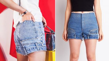 'Inverted Jeans' Are The Newest Fashion Trend That Social Media is Not Impressed With