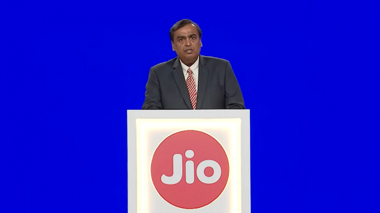 Reliance Jio To Bring 5G Handsets Bundled With 5G Services Next Year - Report