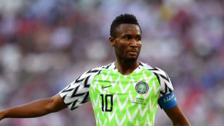 Shocking! John Obi Mikel's Father Was Kidnapped Ahead of Argentina vs Nigeria 2018 FIFA World Cup Match