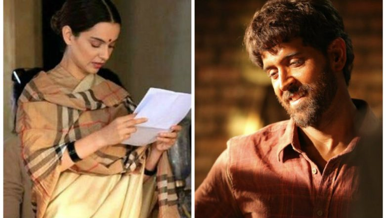 This is the Real Reason Why Hrithik Roshan's Super 30 Didn't Clash With Kangana Ranaut's Manikarnika - Queen of Jhansi