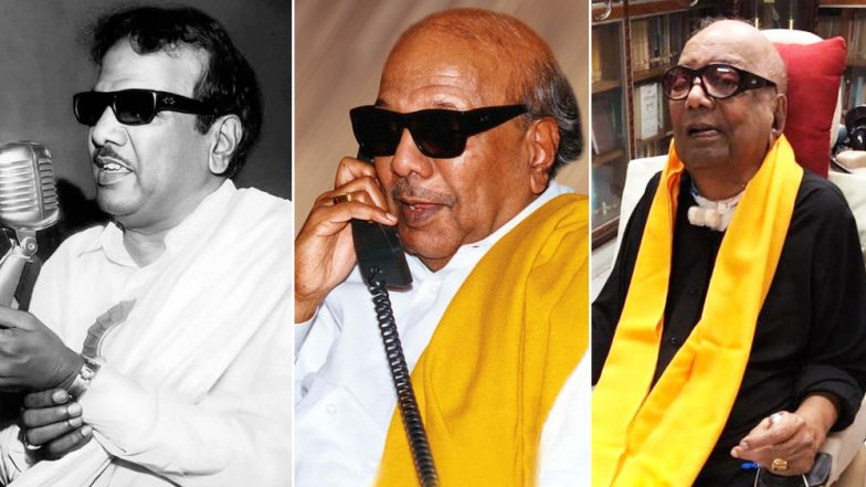 M Karunanidhi Dead at 94; DMK Chief Breathes His Last at 6:10 PM After Prolonged Illness