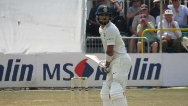 Virat Kohli Dismissal Video During India vs Essex Practice Match, Indian Captain's Weakness Outside Off-Stump in England Continues?