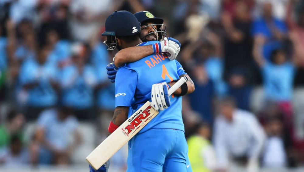KL Rahul, Virat Kohli Dazzle at Wankhede As India Post Mammoth 240 Against West Indies in 3rd and Final T20I