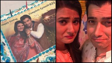 Kasam Tere Pyaar Ki Ends! Kratika Dheer and Sharad Malhotra Bid Good-Bye to Fans With Emotional Posts