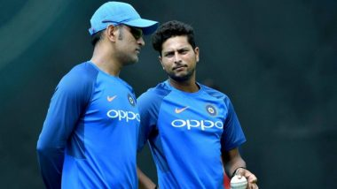 Watch: When MS Dhoni Yelled, 'Am I mad to have played 300 matches?' to Kuldeep Yadav