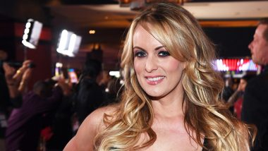American Porn Star Stormy Daniels Arrested at Ohio Strip Club for Allegedly Allowing a Patron to Touch Her While Performing