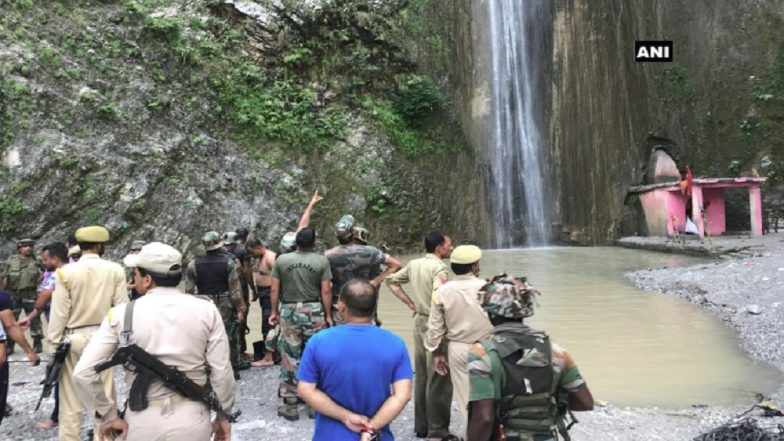 Killed, 25 Injured As Boulder Rolls Down Waterfall In Jammu And Kashmir