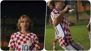Croatian Football Team Members Luka Modric, Mario Mandžukić', Marin Čilić & Others Promote Country's Tourism: Watch Video