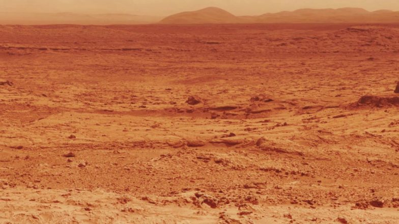 Water on Mars! New Research Points Liquid Purifiers Underneath The Surface