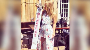 Beauty Queen From Massachusetts Returns Her Crown After #MeToo Joke Cracked on Stage