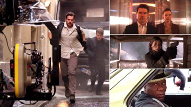 Mission: Impossible - Fallout BTS Making: Tom Cruise, Henry Cavill, Simon Pegg Talk About Making Ethan Hunt's Next Mission More Impossible - Watch Video