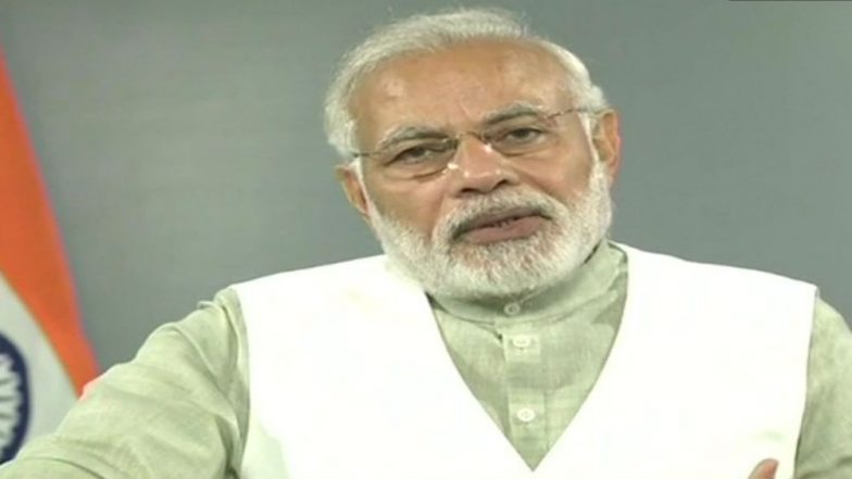 PM Modi Hails Women's Contribution in Dairy, Agriculture Sector