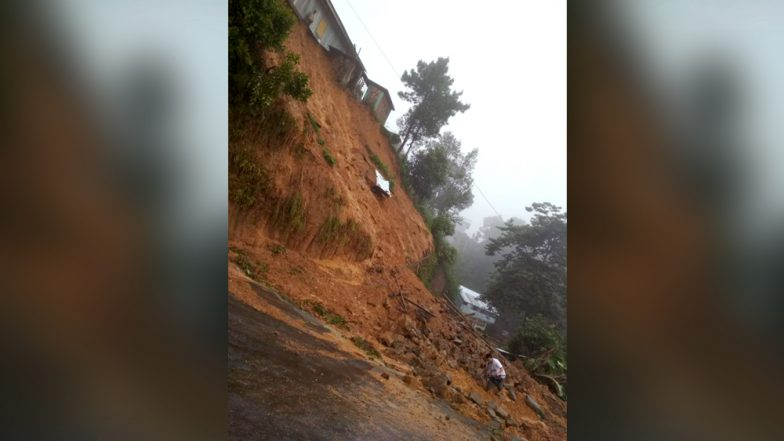 Landslide in Manipur's Tamenglong, 9 Reported Dead