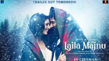 Imtiaz Ali and Ekta Kapoor's 'Laila Majnu' to Release on September 7