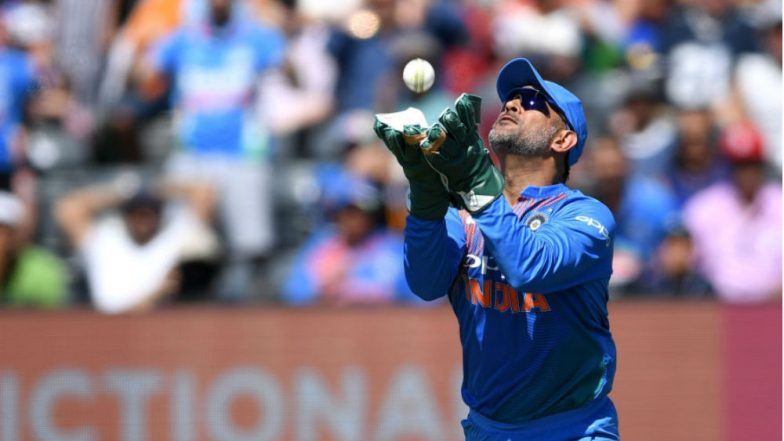 MS Dhoni Becomes First Wicketkeeper to Take Five Catches in a T20I Match, Achieves Feat During IND vs ENG 3rd T20
