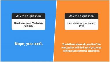 'Ask Me a Question' Instagram Meme Used Creatively by Mumbai Police to Alert Citizens Against Cyber Crimes