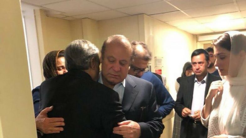 Nawaz Sharif & Daughter Maryam to Be Arrested at Abu Dhabi Airport & Taken to Pakistan; Flights to Islamabad Diverted to Lahore Airport