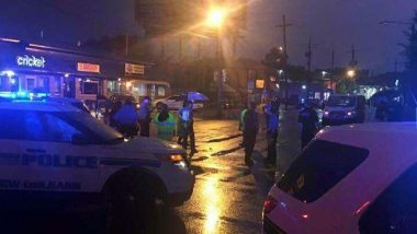 New Orleans: Mass Shooting in South Claiborne Avenue, At Least 3 Dead, 7 Injured