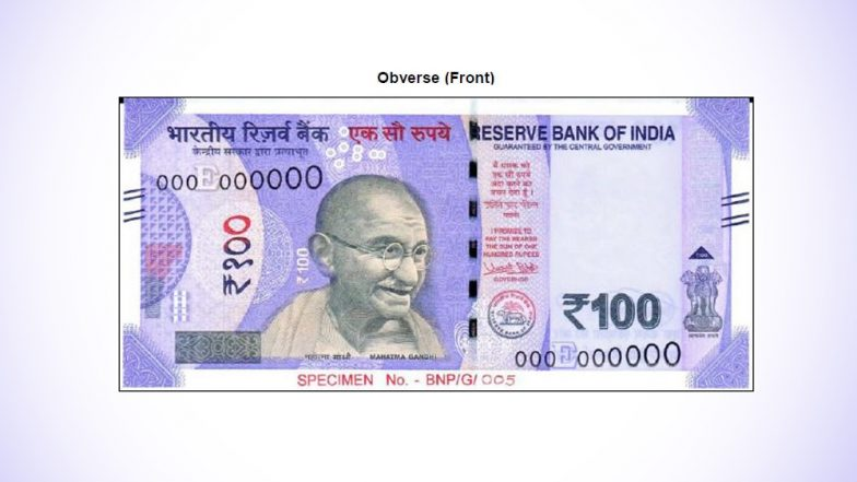 RBI Announces New Rs 100 note in Lavender Colour And Twitter is Full of Jokes Already!