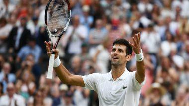 Novak Djokovic Beats Rafael Nadal After Marathon Five-Set Battle, to Face Kevin Anderson in Wimbledon 2018 Men's Singles Final