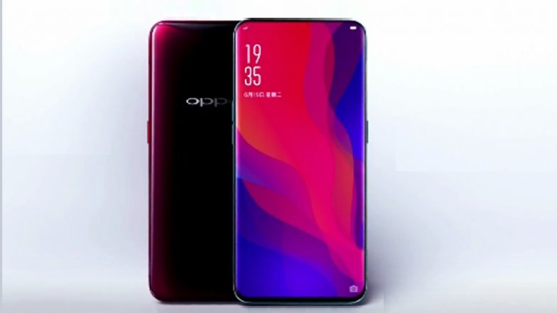 OPPO 'Find X' with AI-driven stealth 3D cameras in India