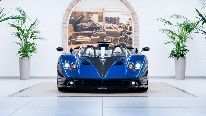 Pagani Zonda HP Barchetta is World's Most Expensive Car Sold: View Images