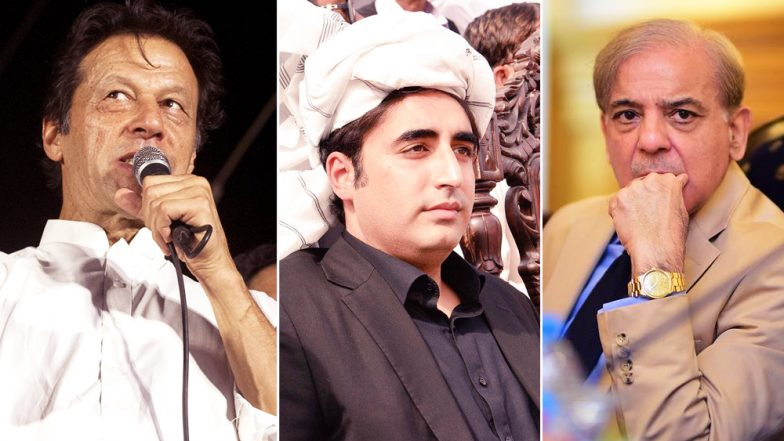 Pakistan Elections 2018: Who Will be The Next Prime Minister of Pak - Imran Khan, Shahbaz Sharif or Bilawal Bhutto-Zardari?