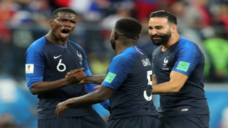 2018 FIFA World Cup: France's Paul Pogba Dedicates Their Victory to Thai Football Team Rescued From the Cave