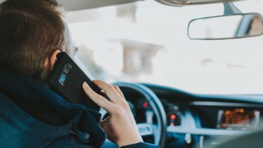 Don't Talk on The Phone While Driving in Uttarakhand Unless You Want to Lose it And Pay Rs 5000 Fine