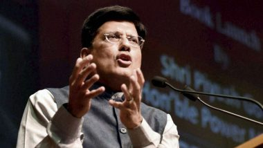 Narendra Modi Govt Will Protect India's National Interest While Signing RCEP Free Trade Agreement, Says Piyush Goyal