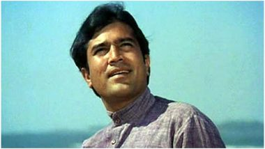Rajesh Khanna 6th Death Anniversary: Paying Ode to Bollywood's First True-Blue Superstar Through 7 Of His Most Iconic Songs