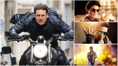 Mission Impossible - Fallout: Dear Tom Cruise, When Shah Rukh Khan, Akshay Kumar, Hrithik Roshan Did These MI Stunts Before You - Watch Videos