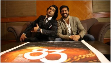 Ranveer Singh's 83 Won't Release In Theatres Right After Lockdown Ends, Says Director Kabir Khan