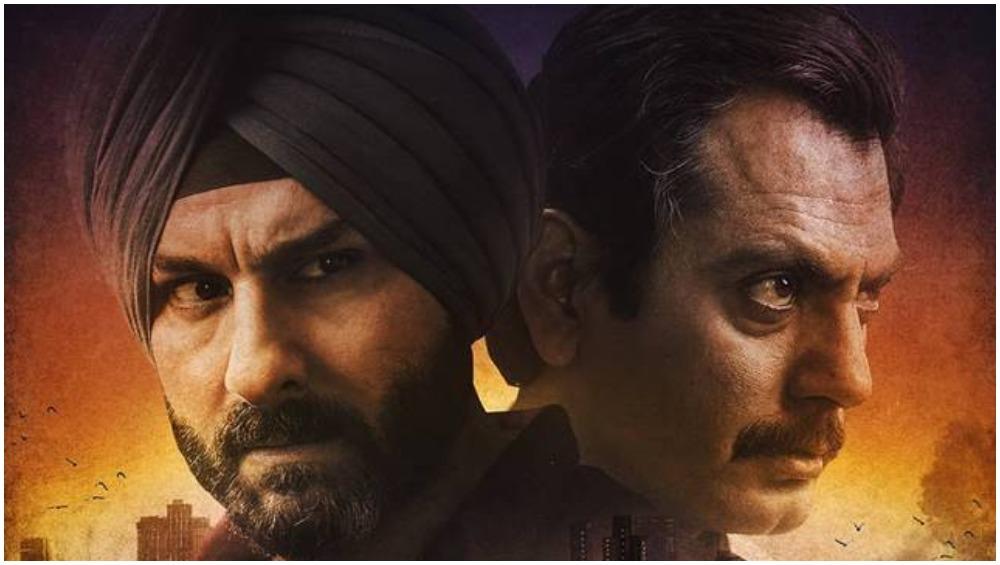Saif Ali Khan-Nawazuddin Siddiqui Starrer Netflix Series Sacred Games Gets Nominated For International Emmy Awards