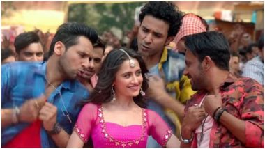 Nawabzaade Song Mummy Kasam: Sanjeeda Sheikh's Jhatkas Leave Raghav Juyal, Punit and Dharmesh Floored and Us Impressed - Watch Video