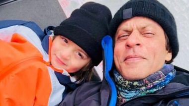 Shah Rukh Khan Wants To Work With Abram But He Needs Something For That