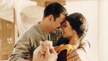 Gold Song Naino Ne Baandhi First Look: Mouni Roy and Akshay Kumar's Romantic Number From the Period Drama to Be Out Soon – View Pic