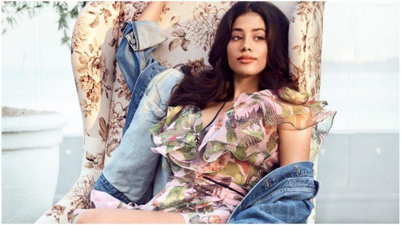 Janhvi Kapoor Will Start Prepping for Her Next, a Biopic on IAF Pilot, Gunjan Saxena, in the Next Few Days