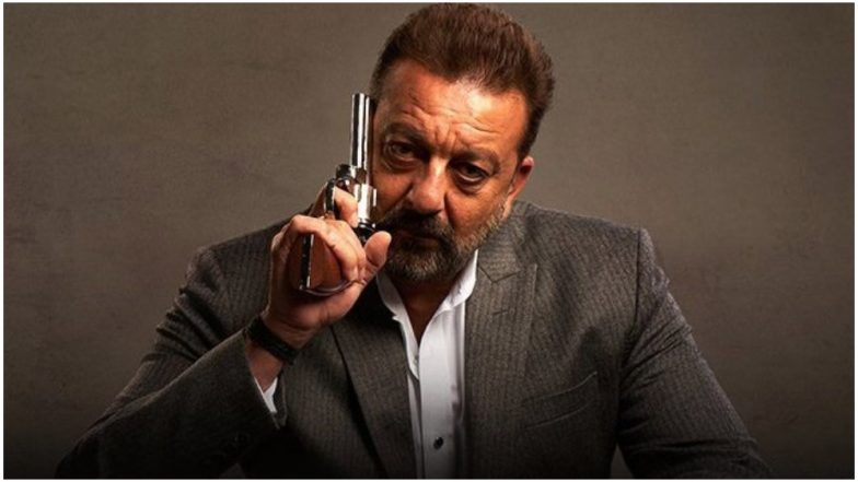 A Drunk Sanjay Dutt Hurls Abuses at Photographers at His Own Diwali Party - Watch Video